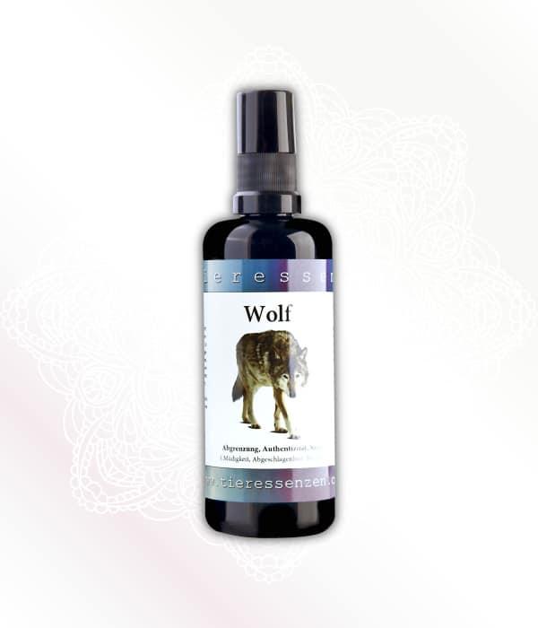 Tieressenz Wolfsobhut